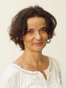Mediatorin Katja Keil